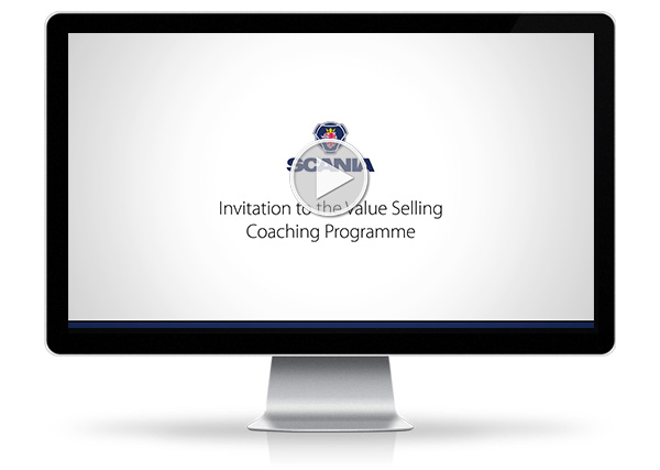 Scania - Selling coaching programme